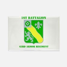 DUI - 1st Bn - 63rd Armor Regt with Text Rectangle