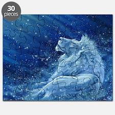 Star Lion Puzzle