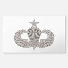 Sr. Parachutist Decal