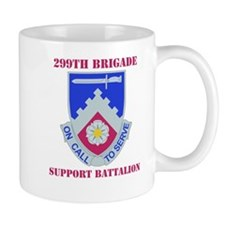 DUI - 299th Bde - Support Bn with Text Mug