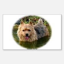 Norwich Terrier 9Y235D-087 Decal