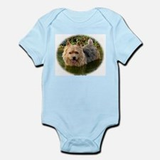 Norwich Terrier 9Y235D-087 Infant Bodysuit