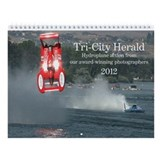 Hydroplane Calendars