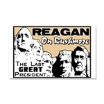 """Reagan On Rushmore"" Car Magnet"