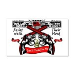 """""""Don't Tread On Me"""" Car Magnet"""