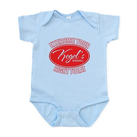 Kegel's Infant Bodysuit