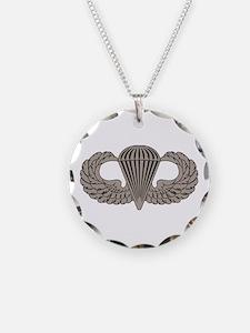Parachutist Necklace