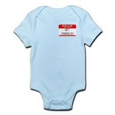 New Section Infant Bodysuit