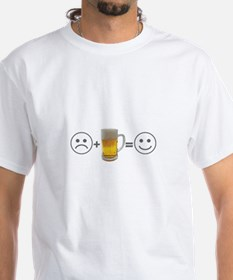 Beer Makes Me Happy Shirt
