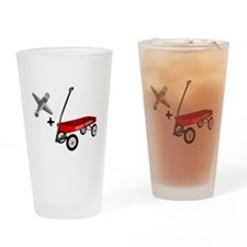 Jack Wagon Drinking Glass