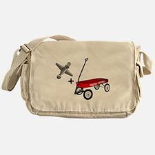 Jack Wagon Messenger Bag