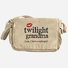 Twilight Grandma Messenger Bag