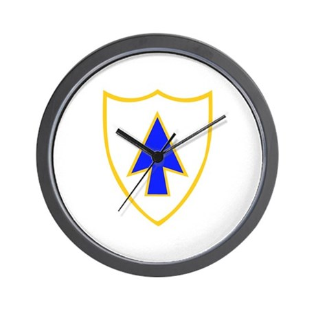 DUI - 1st Bn - 26th Infantry Regt Wall Clock