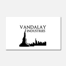 New Section Car Magnet 20 x 12