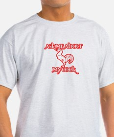 Ask Me About My... T-Shirt