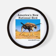 nationalbird Wall Clock
