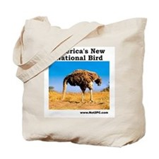 nationalbird Tote Bag