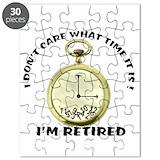 Retirement Puzzles