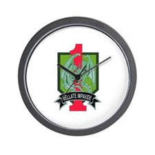 DUI - 4th Heavy BCT - Dragon Bde Wall Clock