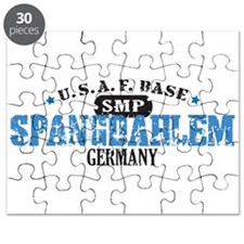 Spandahlem Air Force Base Puzzle