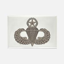 Master Parachutist Rectangle Magnet