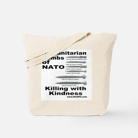 nato Tote Bag