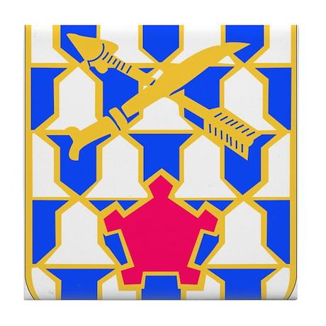 DUI - 2nd Bn - 16th Infantry Regt Tile Coaster
