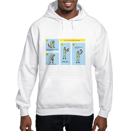 Dog Do Hooded Sweatshirt