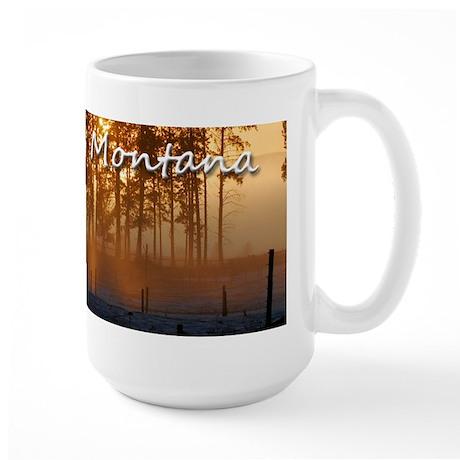 My Montana Large Coffee Mug