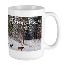 My Montana Large Coffee Mug