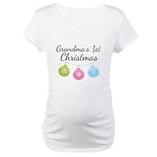 Grandma's 1st Christmas Shirt
