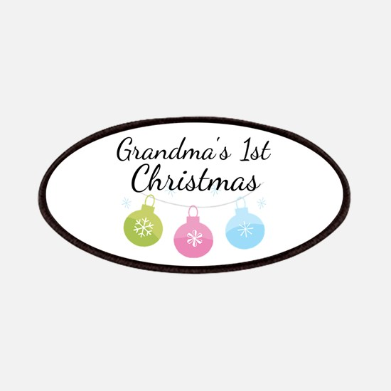 Grandma's 1st Christmas Patches