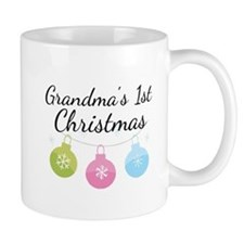 Grandma's 1st Christmas Mug