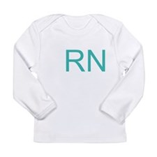 Unique Registered nurse Long Sleeve Infant T-Shirt