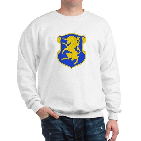 DUI - 1st Sqdrn - 6th Cavalry Regt Sweatshirt