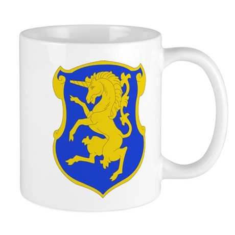 DUI - 1st Sqdrn - 6th Cavalry Regt Mug