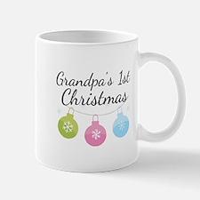 Grandpa's 1st Christmas Mug