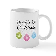 Daddy's 1st Christmas Mug