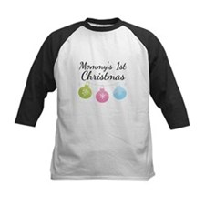 Mommy's 1st Christmas Tee