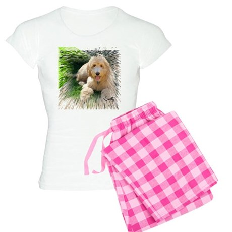 Goldendoodle Women's Light Pajamas