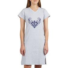 Doberman Pinscher Women's Nightshirt