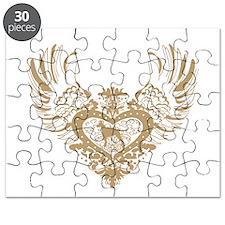 Doberman Pinscher Puzzle