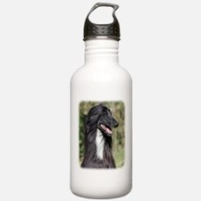 Afghan Hound AA017D-101 Sports Water Bottle