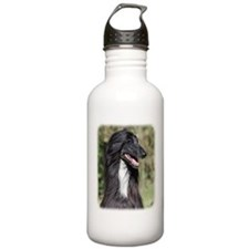 Afghan Hound AA017D-101 Water Bottle