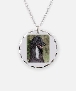 Afghan Hound AA017D-101 Necklace