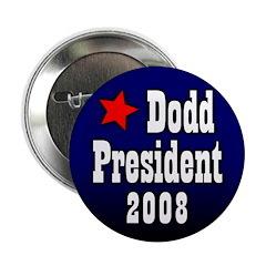 Christopher Dodd for President Button