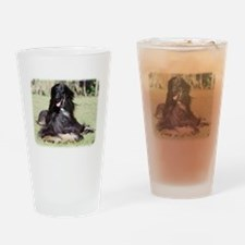 Afghan Hound AA017D-115 Drinking Glass