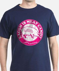 Bacon Is Meat Candy T-Shirt