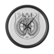 FoT - The Source Large Wall Clock