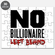 No Billionaire Left Behind Occupy Puzzle